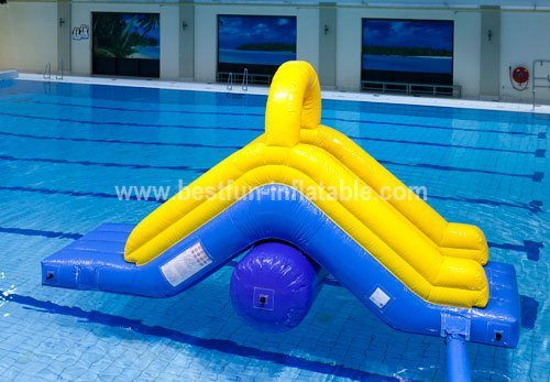 Quality inflatable water park slide