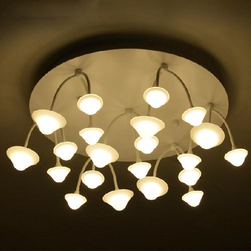 Modern popular mushroom acrylic Ceiling pendant lights for sale