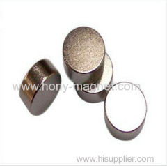 Permanent ndfeb rare earth cylinder magnets