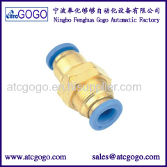 6mm 8mm Bulkhead connector for small carbonated drink filling machine