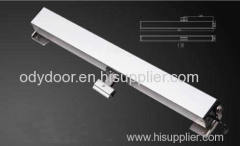 Automatic sliding window opener