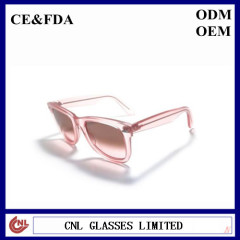 Trendy Crystal Wayfarer Sunglasses