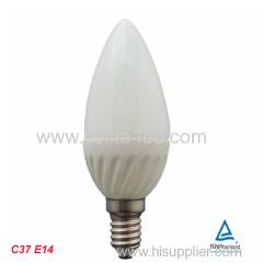 4W C37 E14 LED Bulb