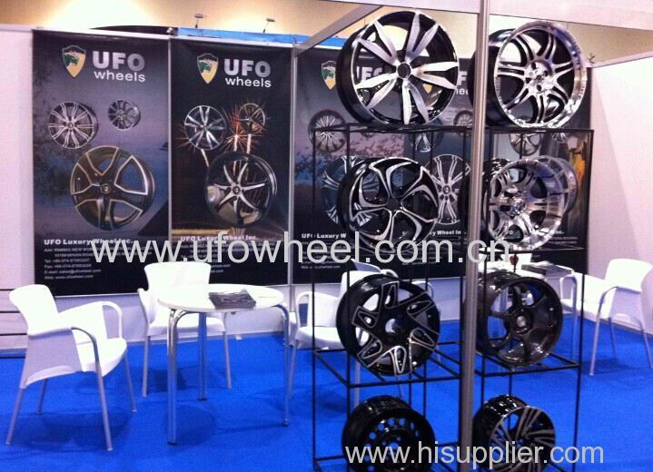 2011 Panama Tyre and wheel shows