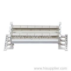 100 Pairs 110 Type Wiring Block with Legs