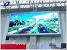 P16 outdoor full color led display of gymnasium