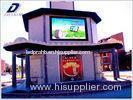 Outdoor virtual full color led screen in Turkey
