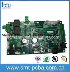 Printed circuit board fabrication