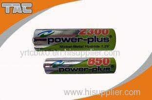 High Capacity AA 2600mAh Green Power Nickel Metal Hydride Rechargeable Batteries