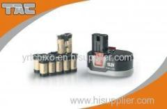 1600mAh NI MH Batteries High capacity for Cordless Power Tool