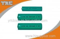 Portable Ni MH Batteries with High Capacity , No Memory Effect