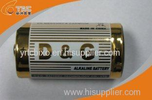 High Capacity LR6 / AA 1.5V Alikaline Battery for TV-Remote Control, Alarm Clock