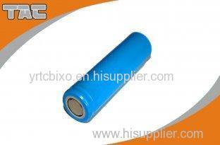 High energy density Lithium Ion Cylindrical battery LIR18650 / 1800mAh (Energy Type)