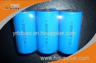 Flexibility design 3.6V ER26650 LED Flashlight AA Batteries, OEM service offer