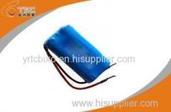 High Energy Density Lithium Ion Phosphate Cylindrical 3.2V LiFePO4 Battery for Camera