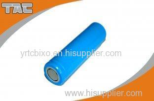 Cylindrical 3.2V LiFePO4 Battery 1100 / 2400mAh Energy Power Type for High Power Devices