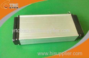 OEM 36V / 48V Capacity Polymer Li-ion Electric Bike Battery Pack with Aluminum Shell