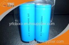 Low Self-Discharge Rate TAC Led Flashlight AA Batteries IFR26650 with super long lifespan