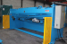 6mm Thickness 4000mm NC Hydaulic Cutting Machine