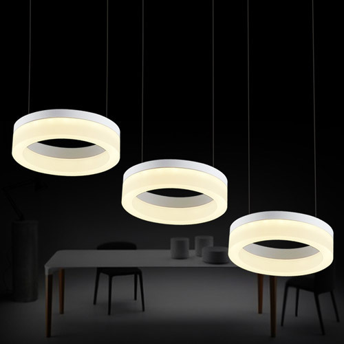 High-end LED acrylic ceiling pendant droplights for sale