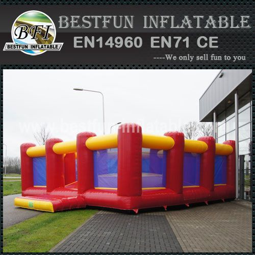 Bounce house pvc commercial