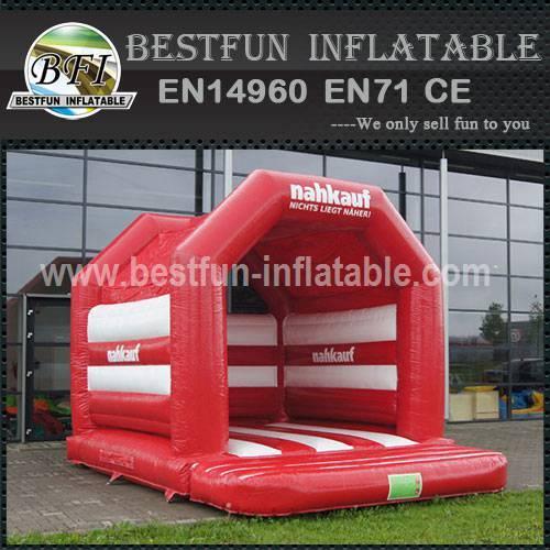 Cartoon animal inflatable bounce house