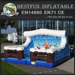 New design inflatable interactive game