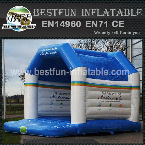 Buying a bounce house