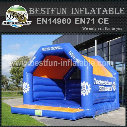 BV approved outdoor bounce house
