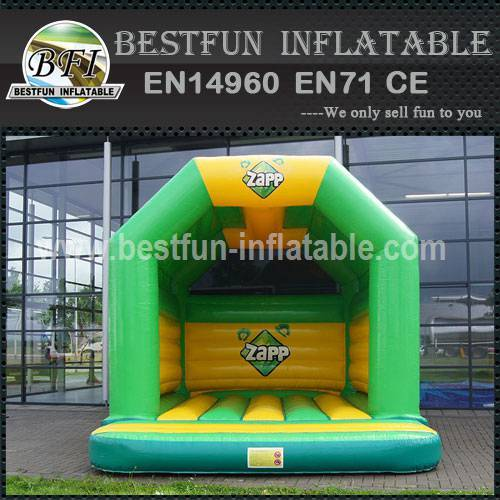 Bounce houses for amusement