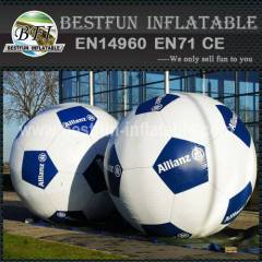 High quality inflatable football