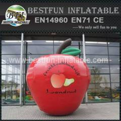 AD apple cartoon inflatables