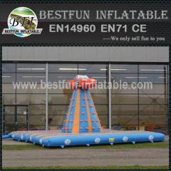 PVC inflatable interactive game