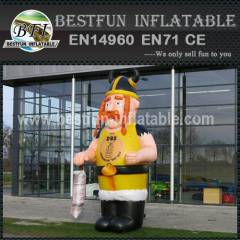 New design inflatable cartoon