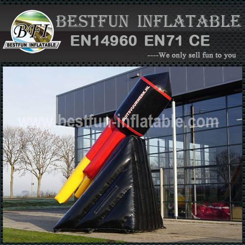 Advertisement inflatable pvc cartoon