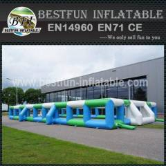 Soccer football inflatable pitch for sale