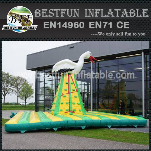 Sport games inflatable interactive game