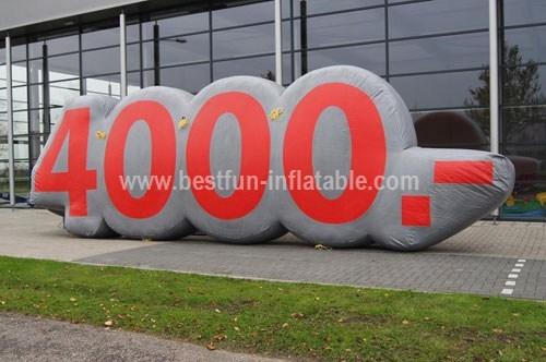 2015 inflatable advertising cartoon