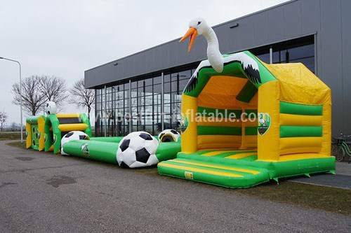Ado den Haag inflatables custom