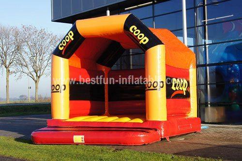 Bouncy castle Coop measure