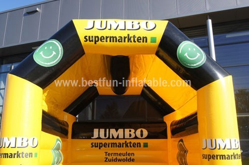 Bouncy castle Jumbo 2 custom