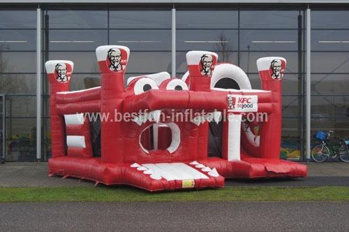 Bouncy castle Multiplay measure