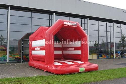 Bouncy castle Nahkauf measure
