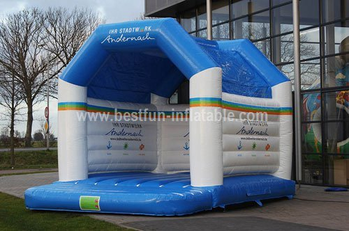 Bouncy castle Stadtwerk Andernach measure