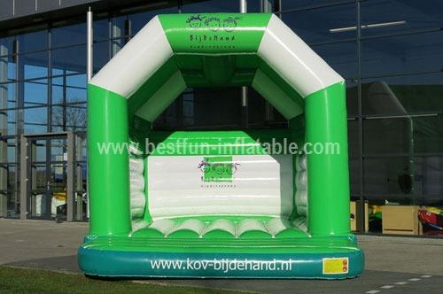 Bouncy castle Z n pp measure