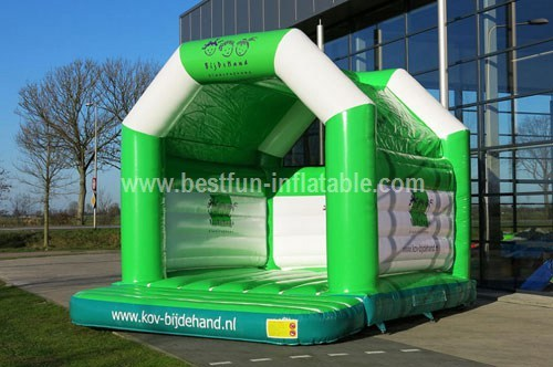Bouncy castle Z n pp measure