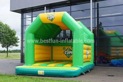 Bouncy castle Z pp measure