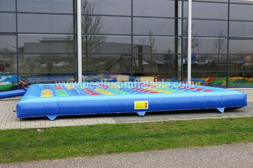 Giant inflatable Twister game custom