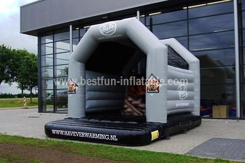 Have bespoke bouncy castle