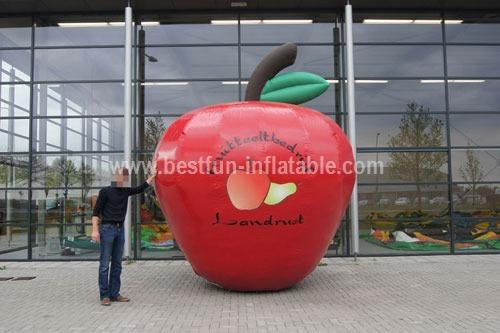 Inflatable Apple custom make